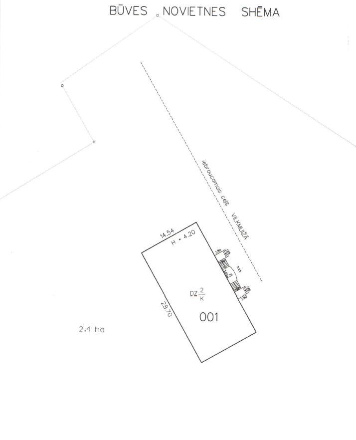 Pārdod māju, Vilkmuiža - Attēls 1