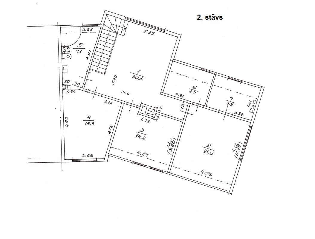Pārdod māju, Pēterupes iela - Attēls 1
