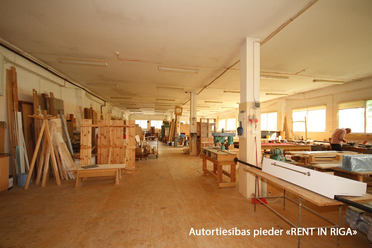 Pārdod ražošanas telpas, Mazās priedes iela - Attēls 1