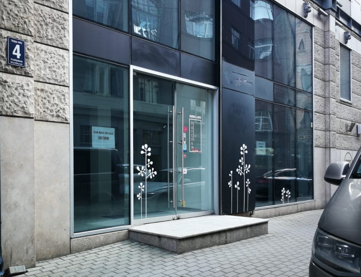 Retail premises for sale, Vaļņu street - Image 1