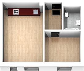 Pārdod dzīvokli, Strēlnieku iela 7 - Attēls 1