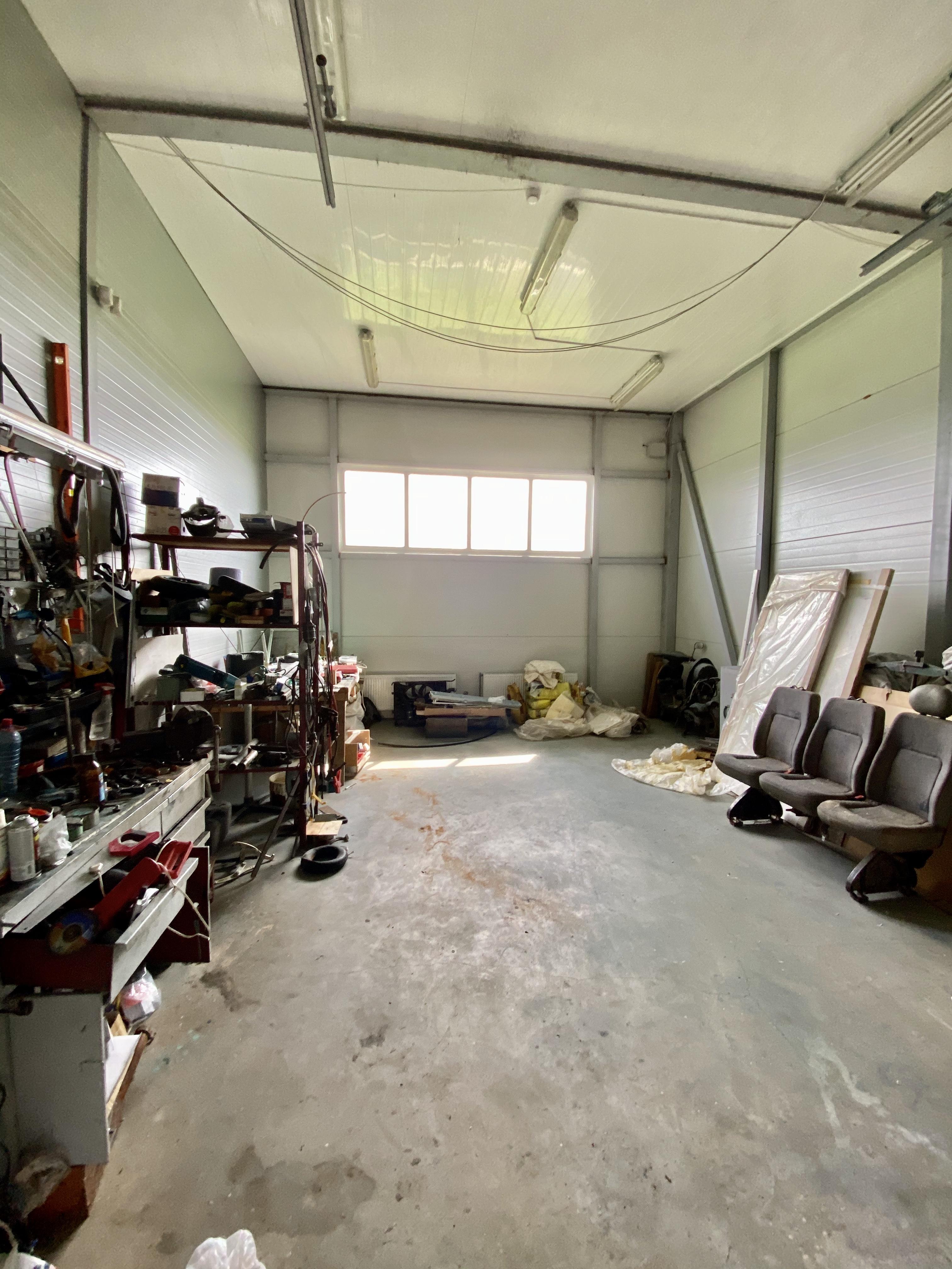 Pārdod ražošanas telpas, Laveru ceļš - Attēls 1