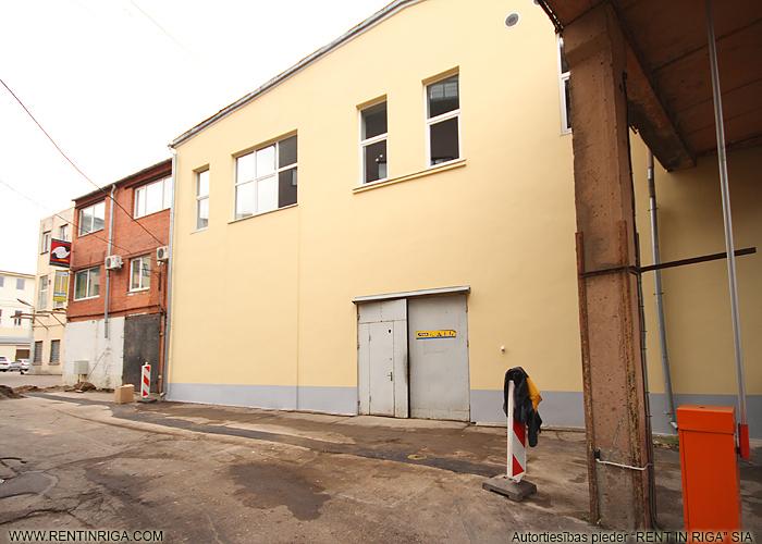 Investīciju objekts, Barona iela - Attēls 1