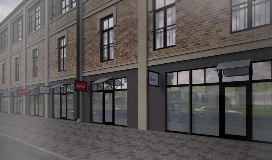 Investīciju objekts, Bauskas iela - Attēls 1