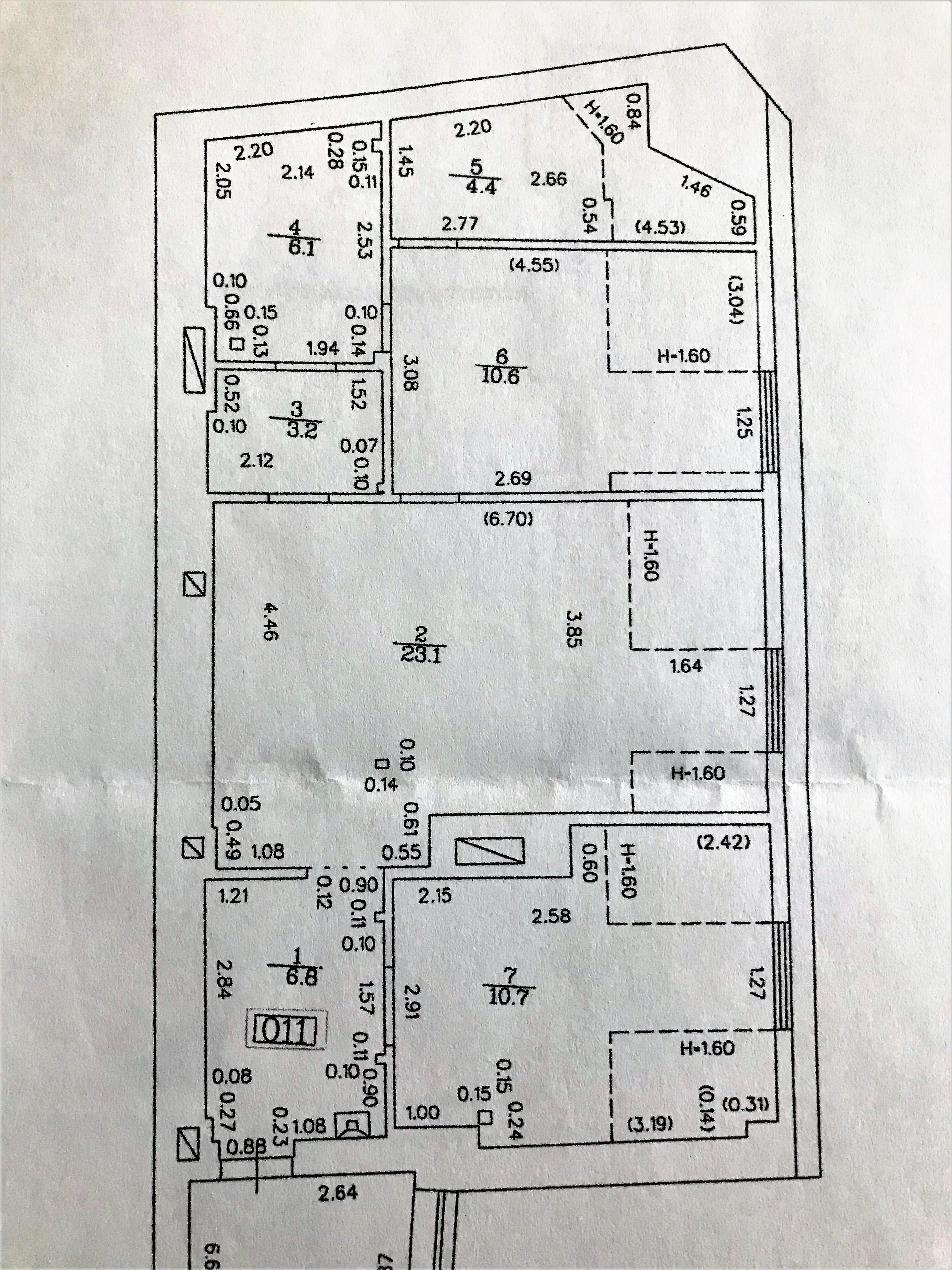 Pārdod dzīvokli, Dzirnavu iela 92 - Attēls 1