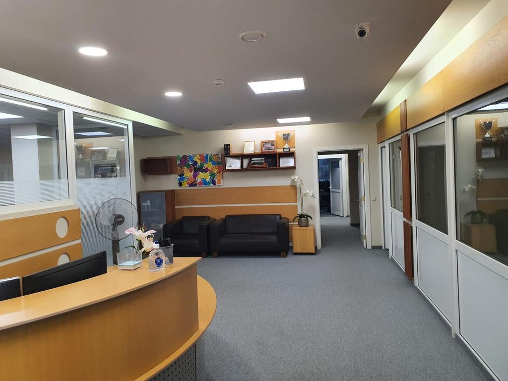 Iznomā biroju, Krasta iela - Attēls 1
