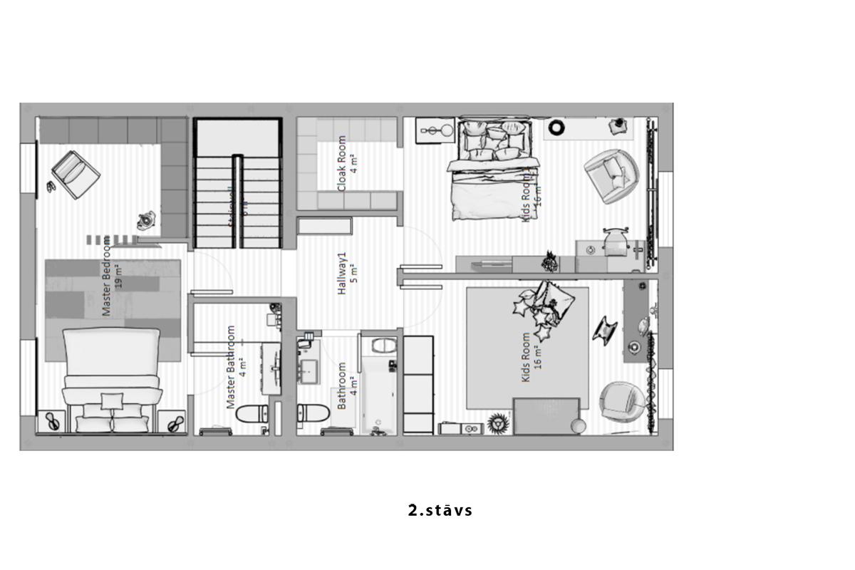 Pārdod māju, Juglas iela - Attēls 1