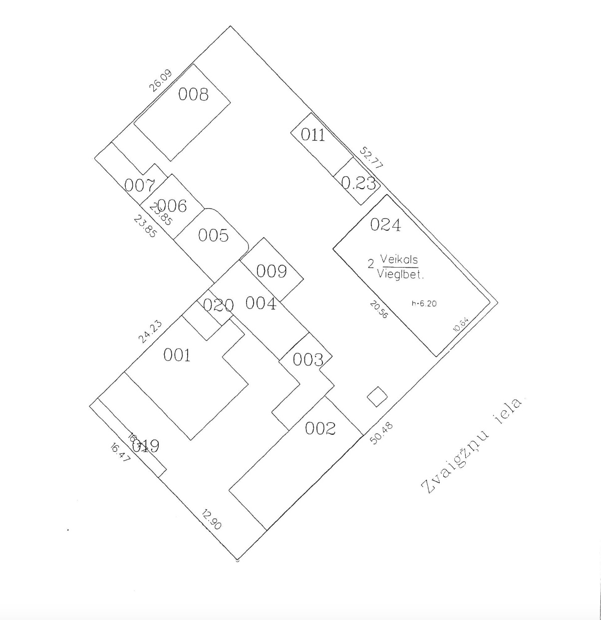 Pārdod namīpašumu, Zvaigžņu iela - Attēls 1