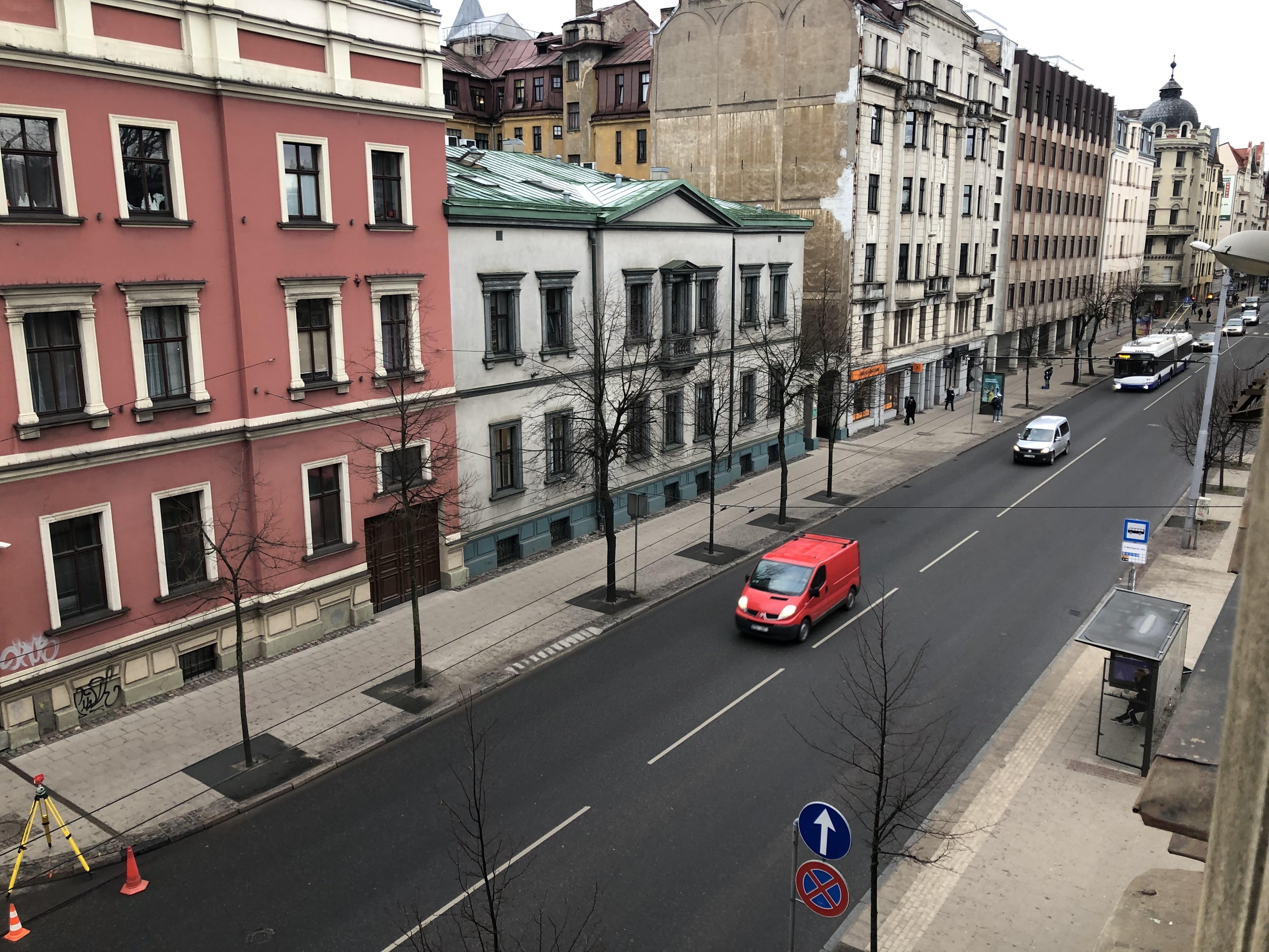 Investīciju objekts, Valdemāra iela - Attēls 1