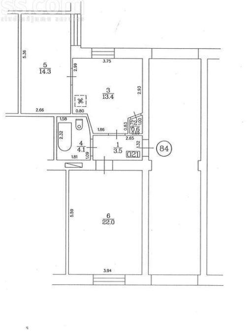 Retail premises for sale, Stabu street - Image 1