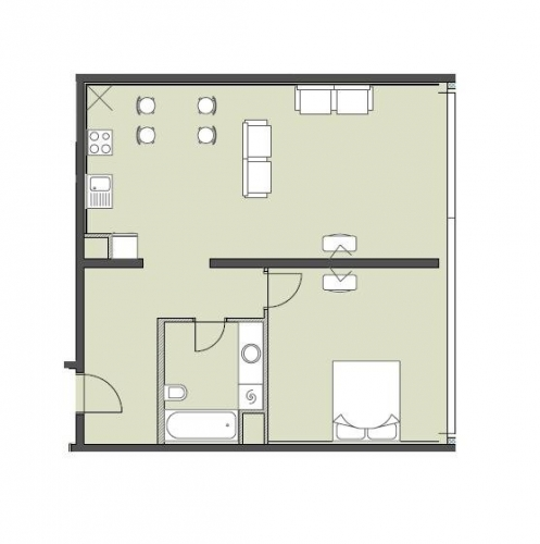 Pārdod dzīvokli, Lielirbes iela 11 - Attēls 1