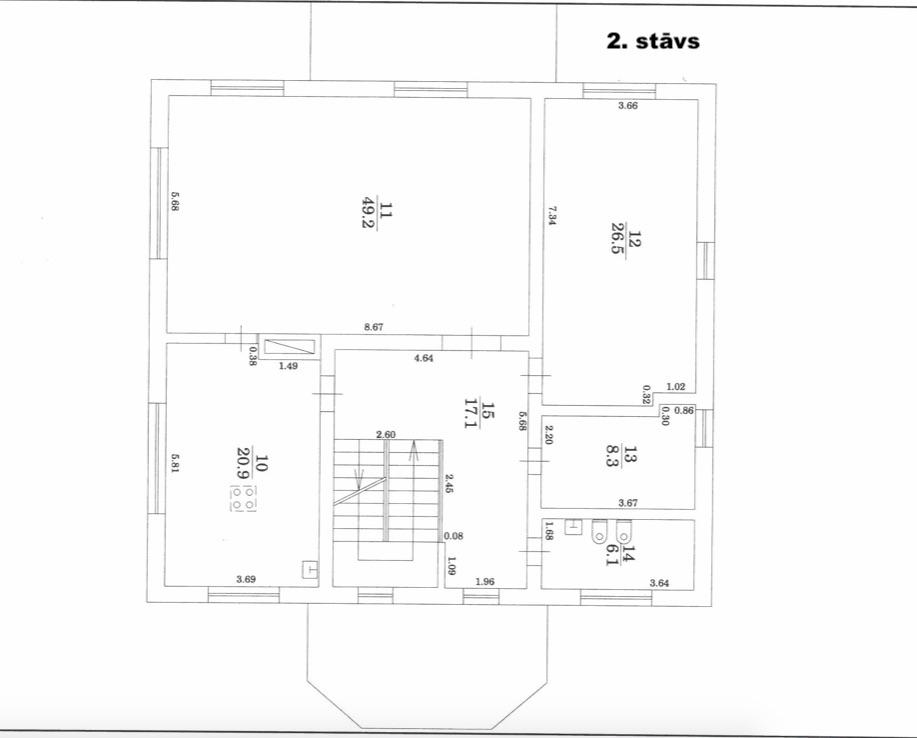 Pārdod māju, Gravu iela - Attēls 1