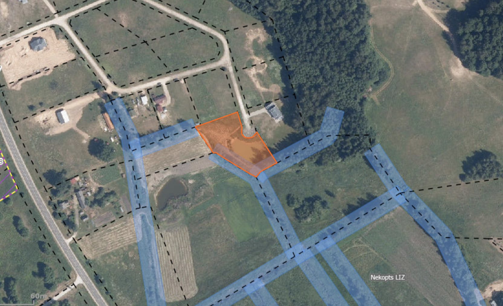 Land plot for sale, Spices street - Image 1