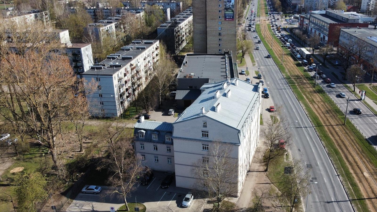 Pārdod namīpašumu, Maskavas iela - Attēls 1