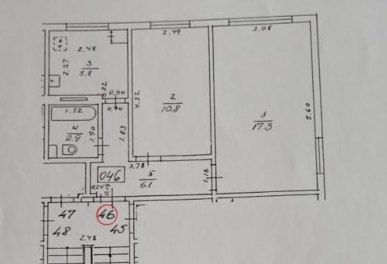 Izīrē dzīvokli, Silciema iela 13 - Attēls 1
