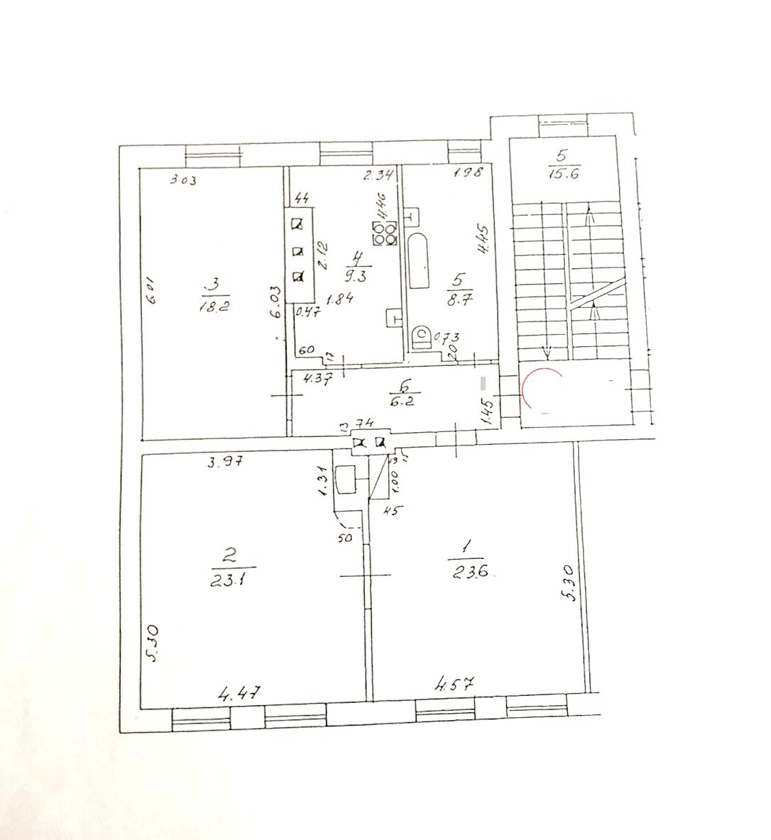 Pārdod dzīvokli, Bruņinieku iela 73A - Attēls 1