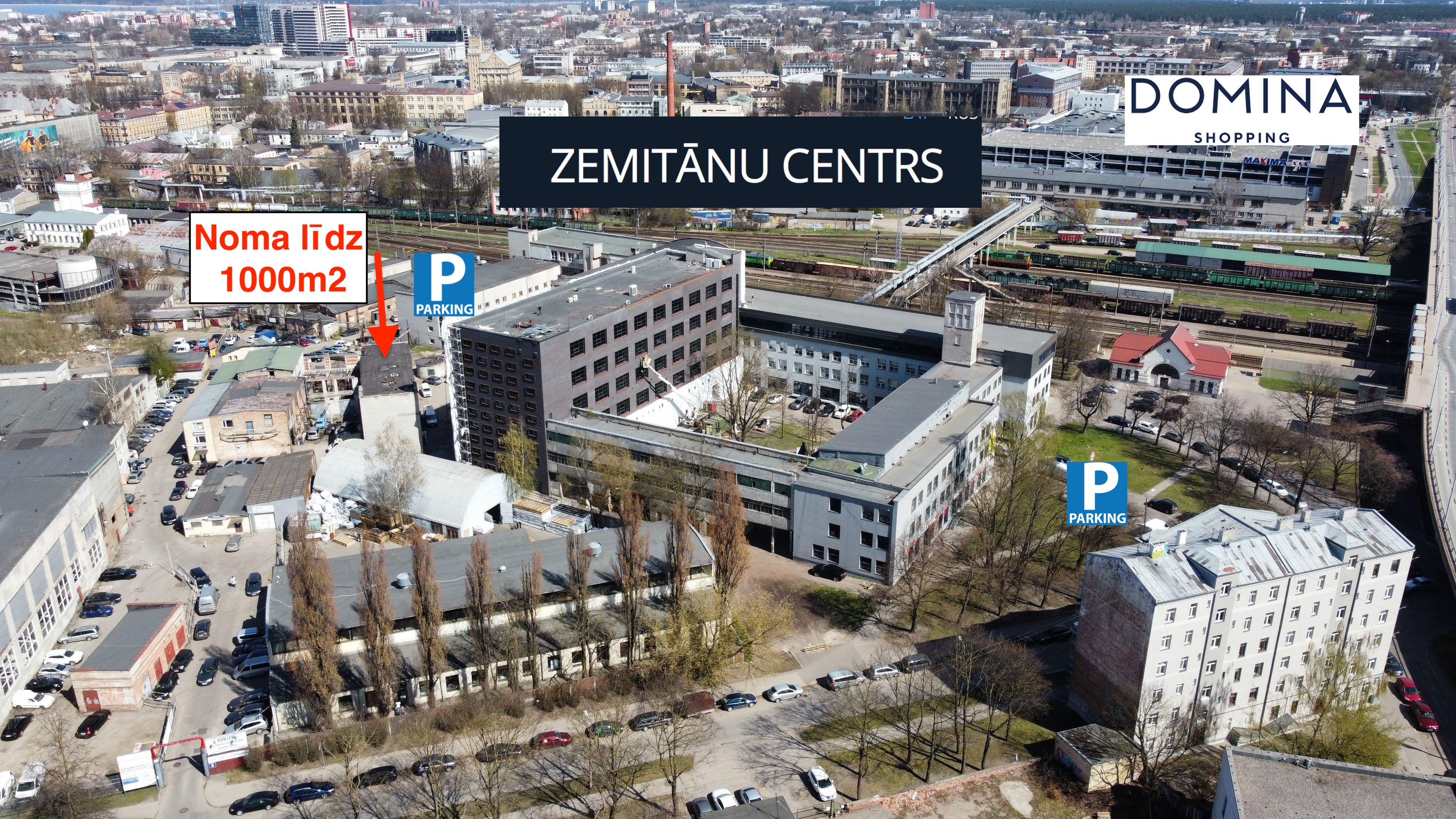 Сдают офис, улица Zemitāna - Изображение 1