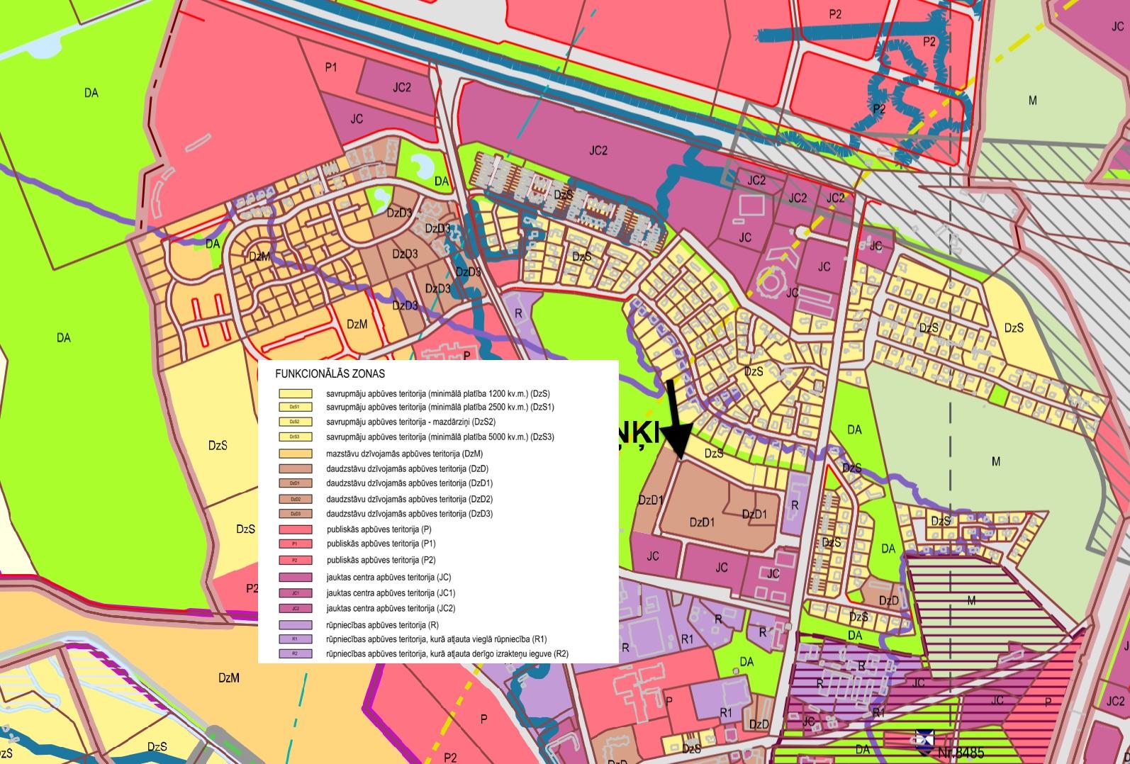 Land plot for sale, Jūrmalas street - Image 1