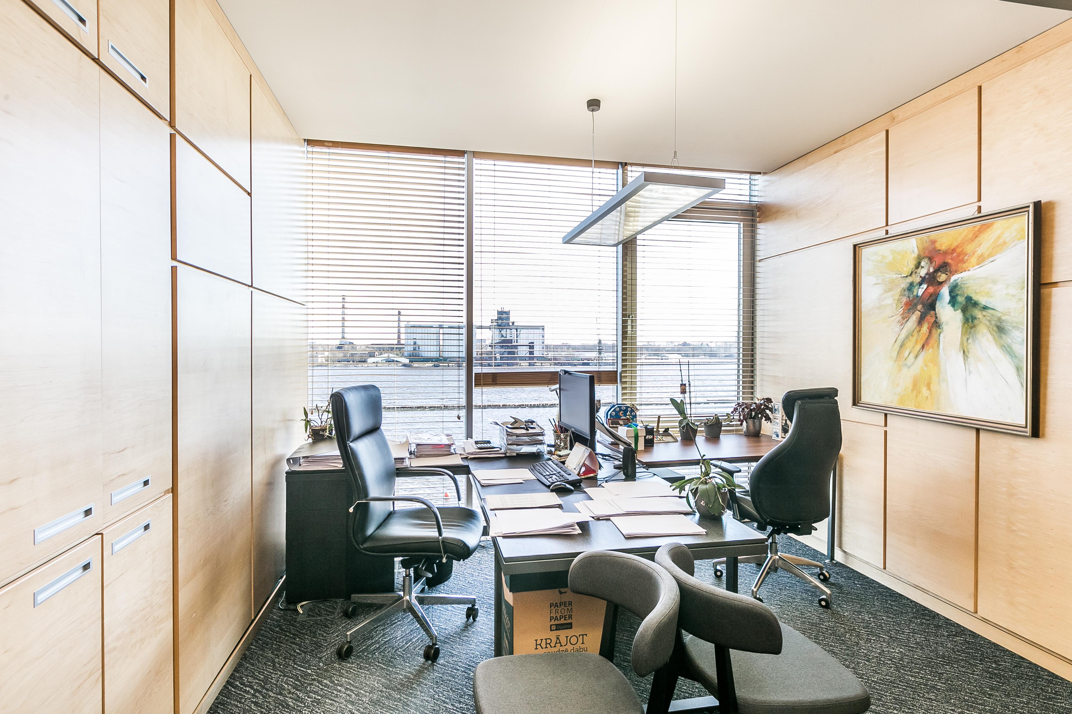 Iznomā biroju, Matrožu iela - Attēls 1