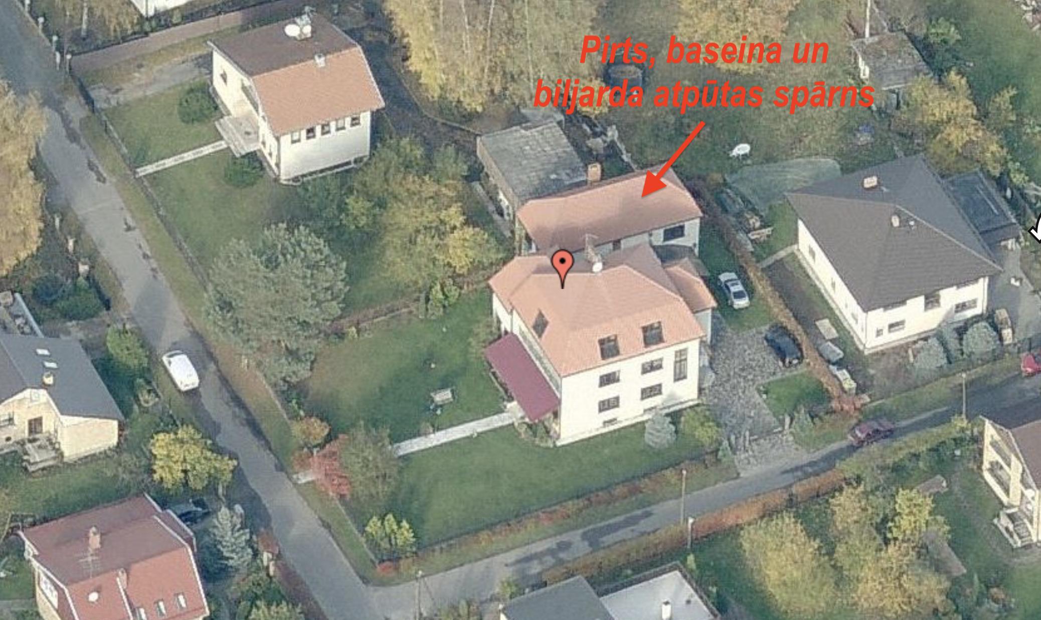 Pārdod māju, Dzeņu iela - Attēls 1