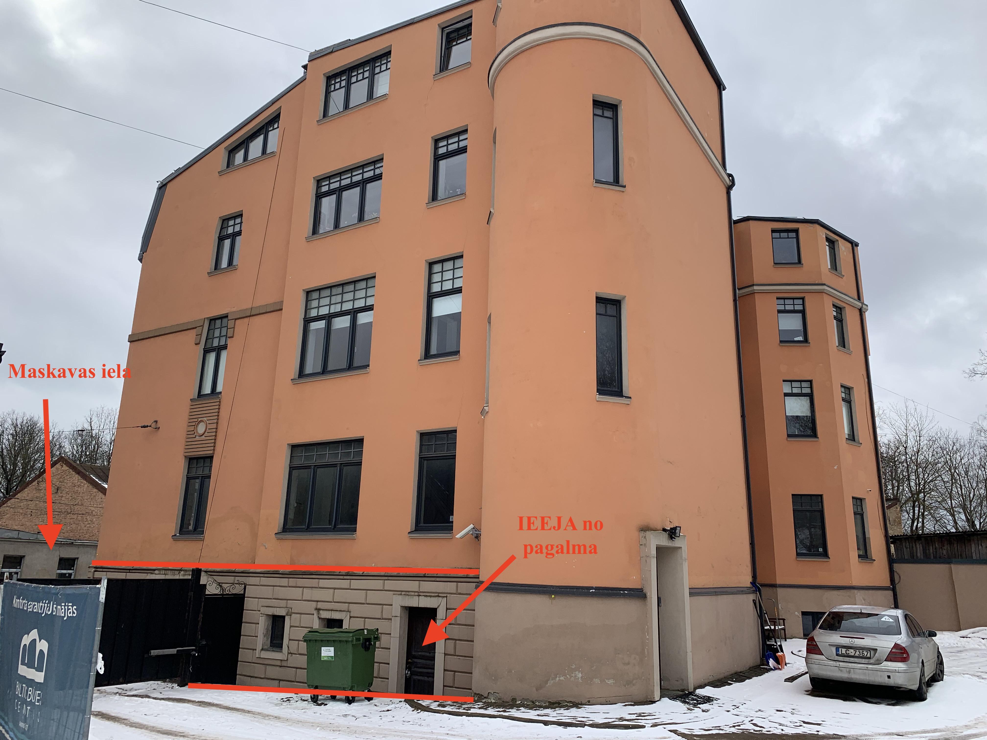Pārdod tirdzniecības telpas, Maskavas iela - Attēls 1