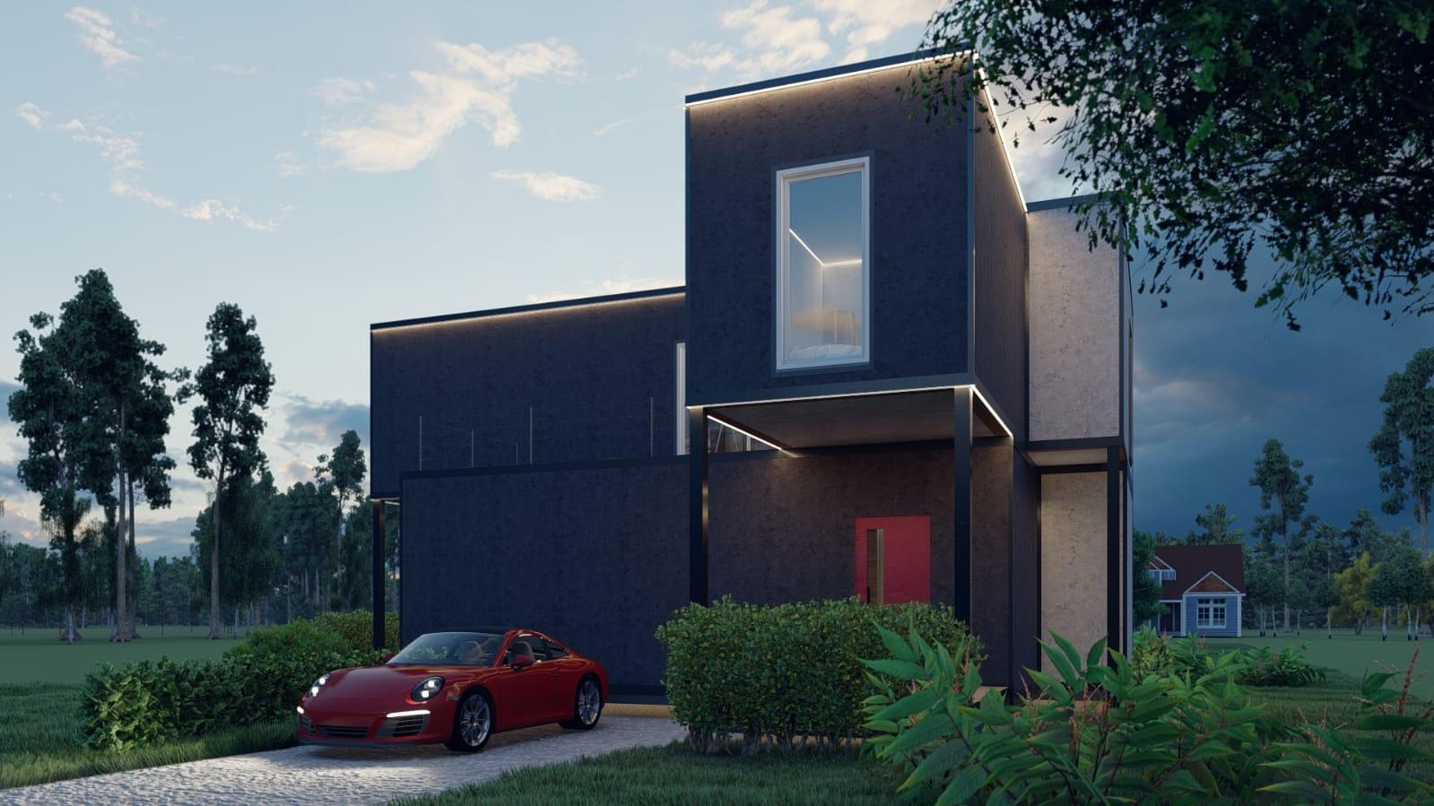 Pārdod māju, Birzes iela iela - Attēls 1