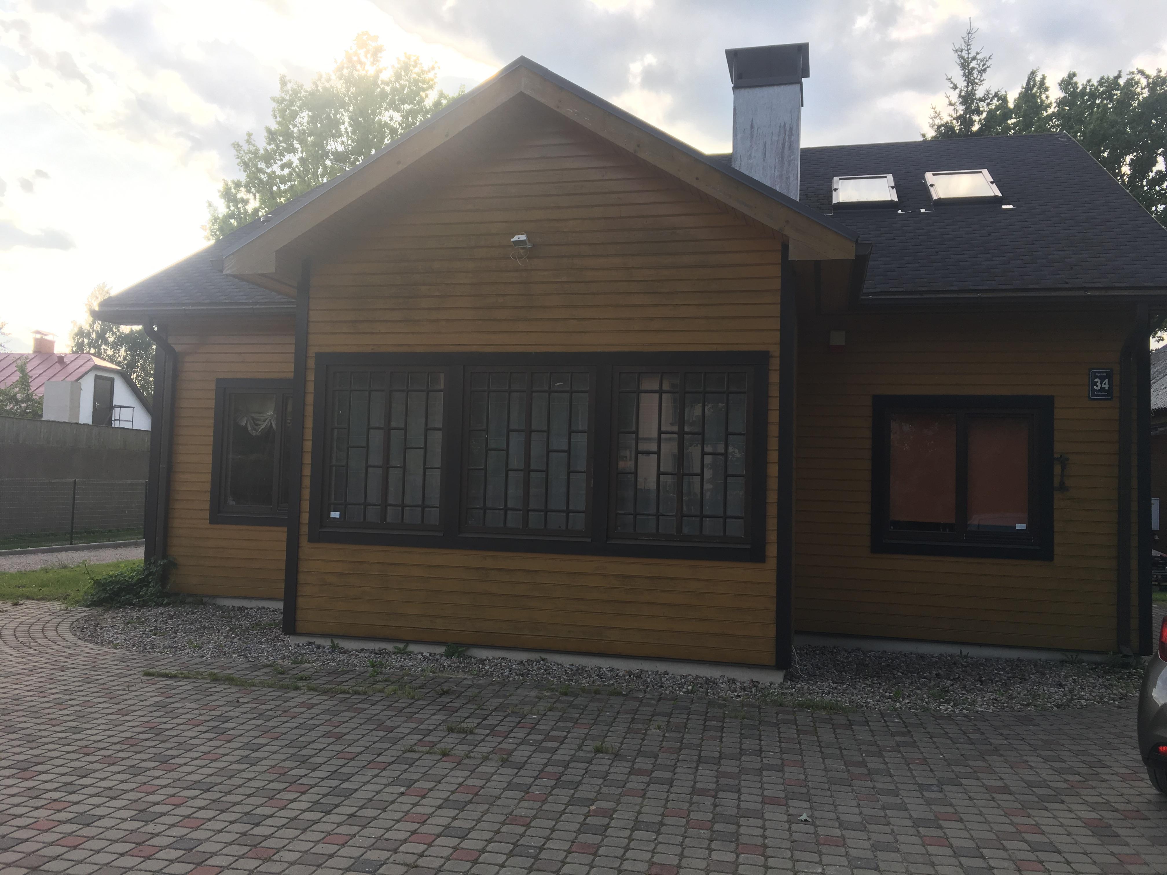 Pārdod māju, Upes iela - Attēls 1
