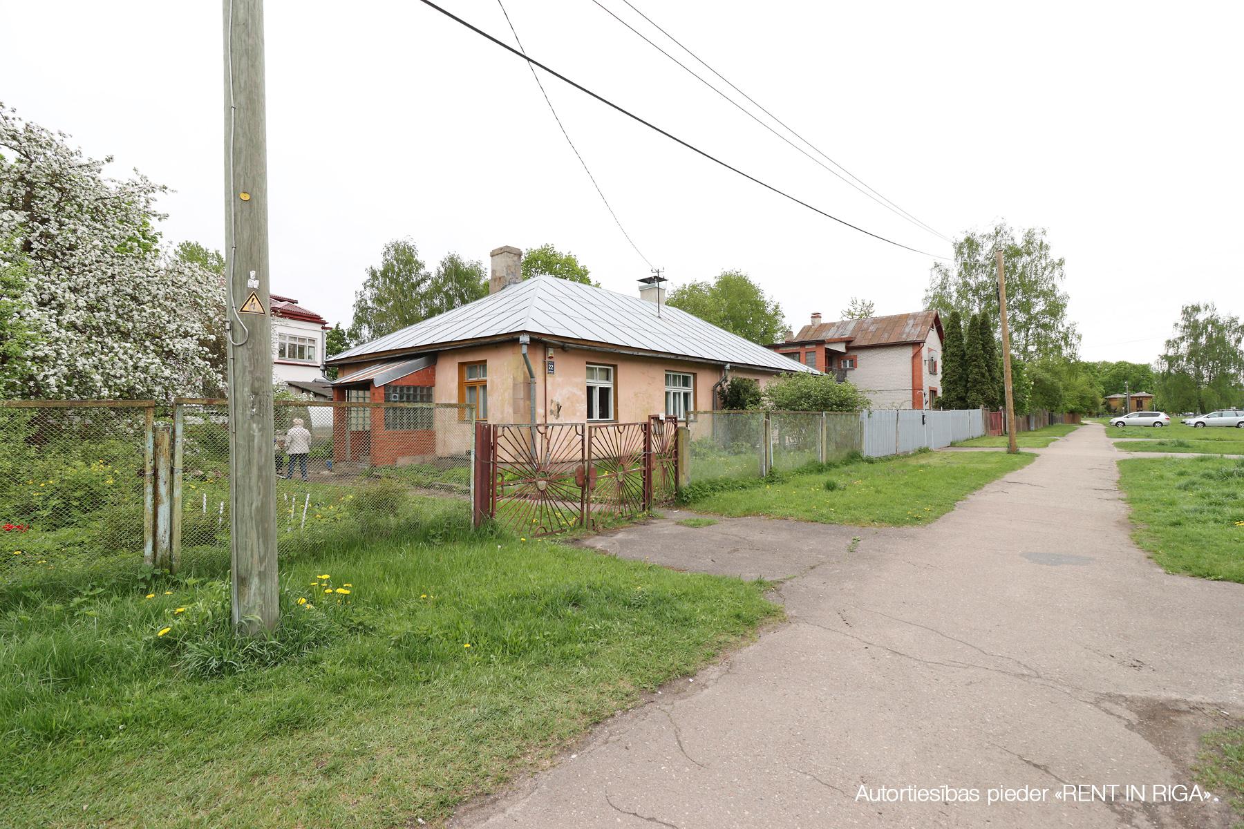Pārdod māju, Valdeķu iela - Attēls 1