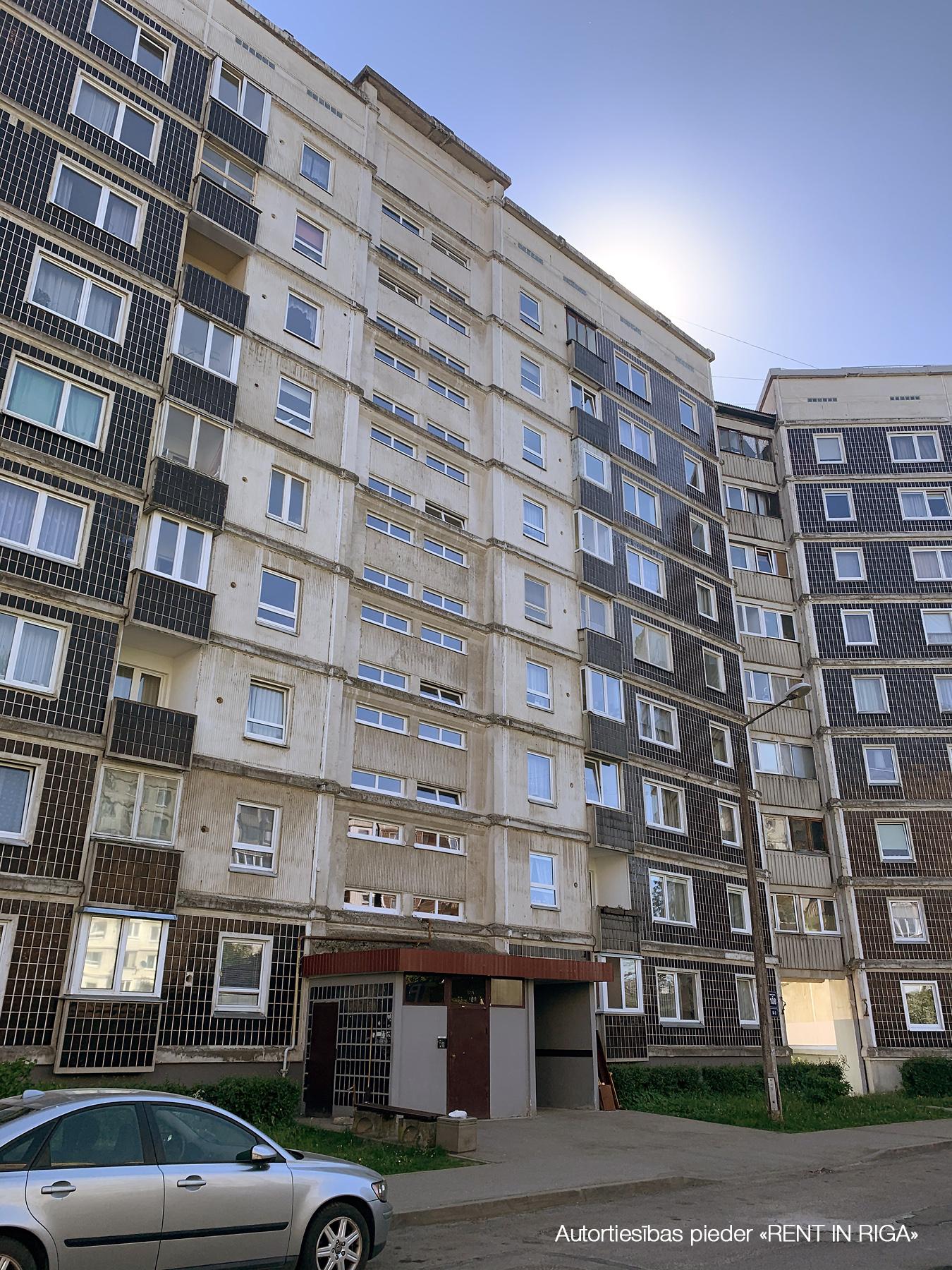 Pārdod dzīvokli, Augusta Deglava iela 108 - Attēls 1