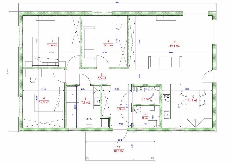 Pārdod māju, Strazdiņu iela - Attēls 1
