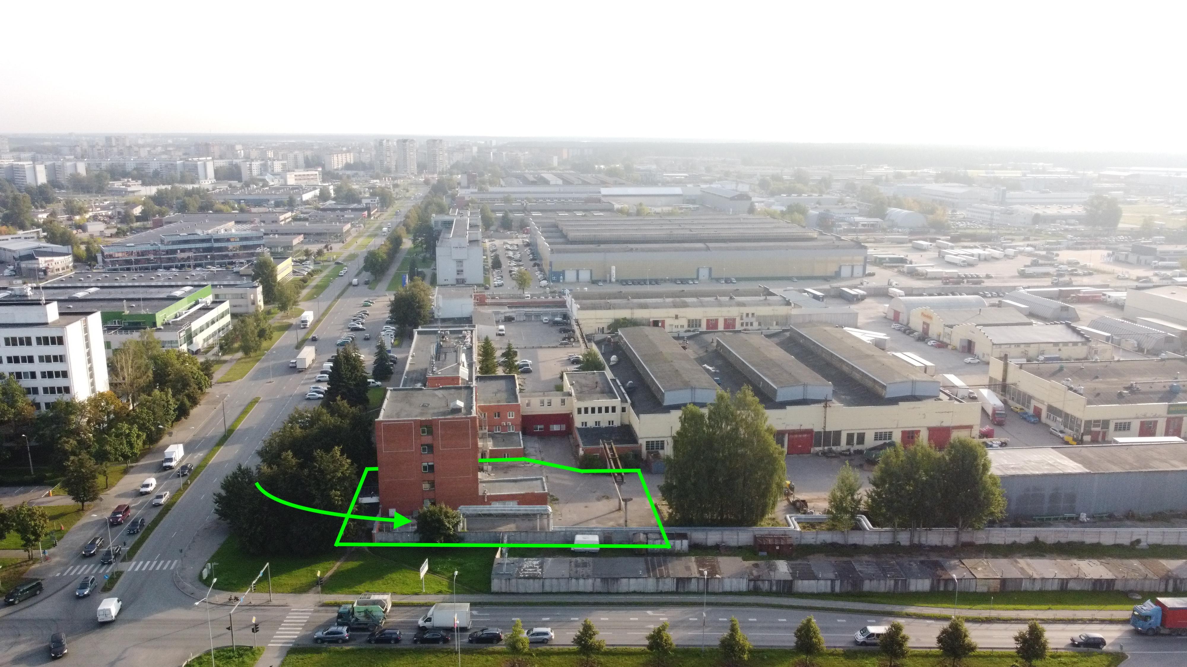 Pārdod tirdzniecības telpas, Katlakalna iela - Attēls 1