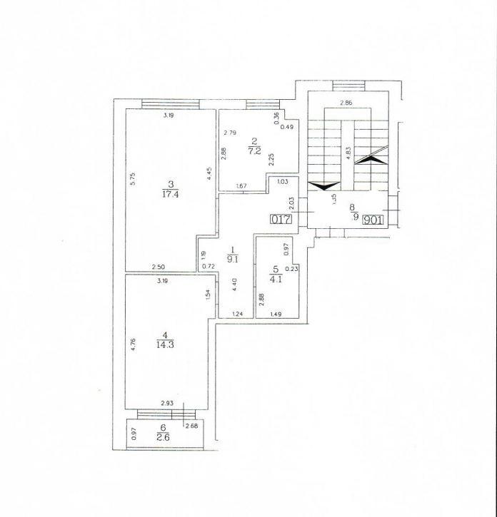 Pārdod dzīvokli, Strēlnieku iela 3 - Attēls 1