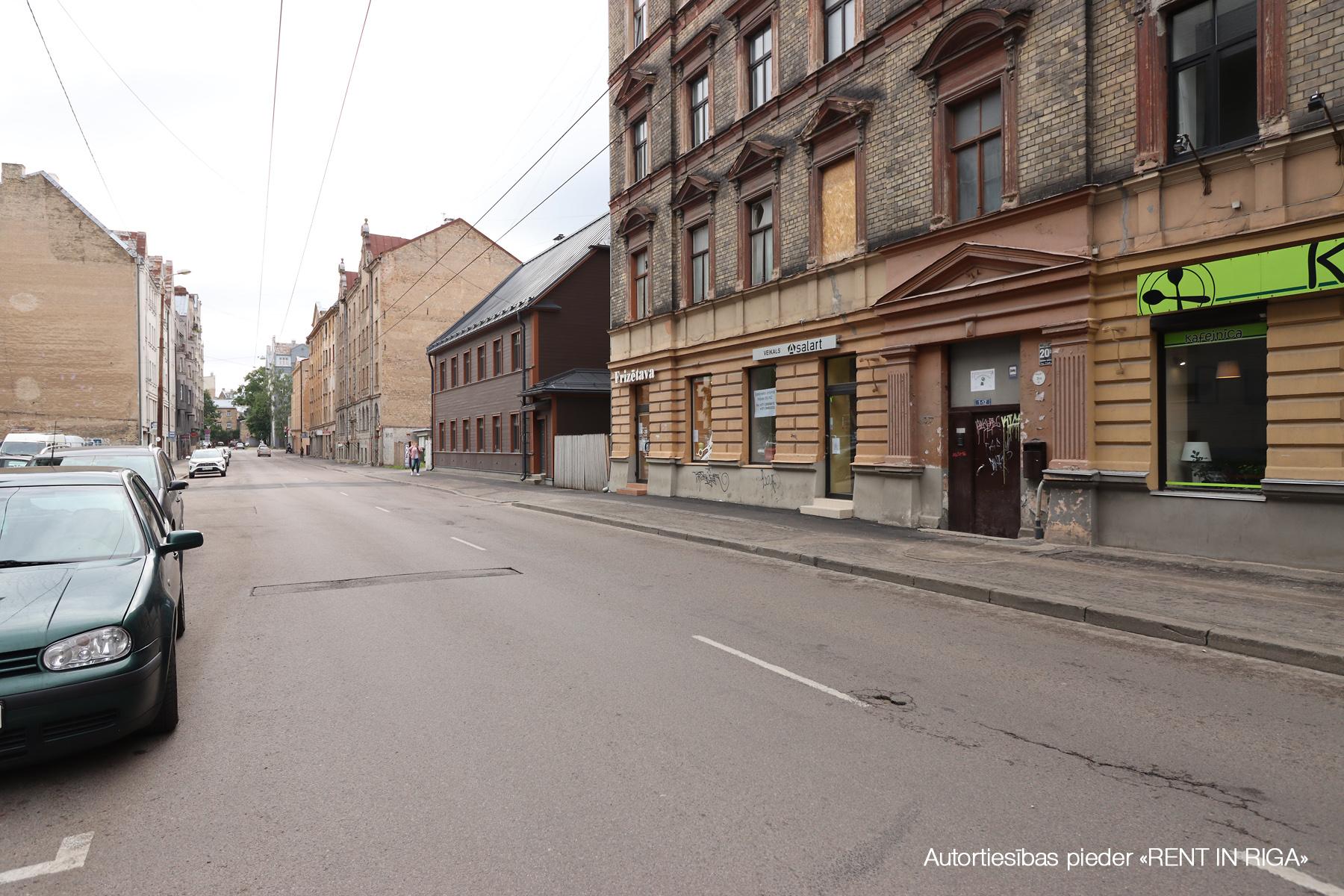 Iznomā tirdzniecības telpas, Birznieka Upīša iela - Attēls 1