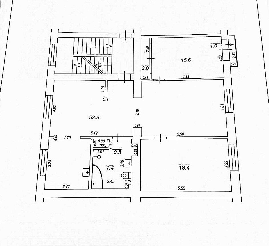 Izīrē dzīvokli, Eksporta iela 2 - Attēls 1