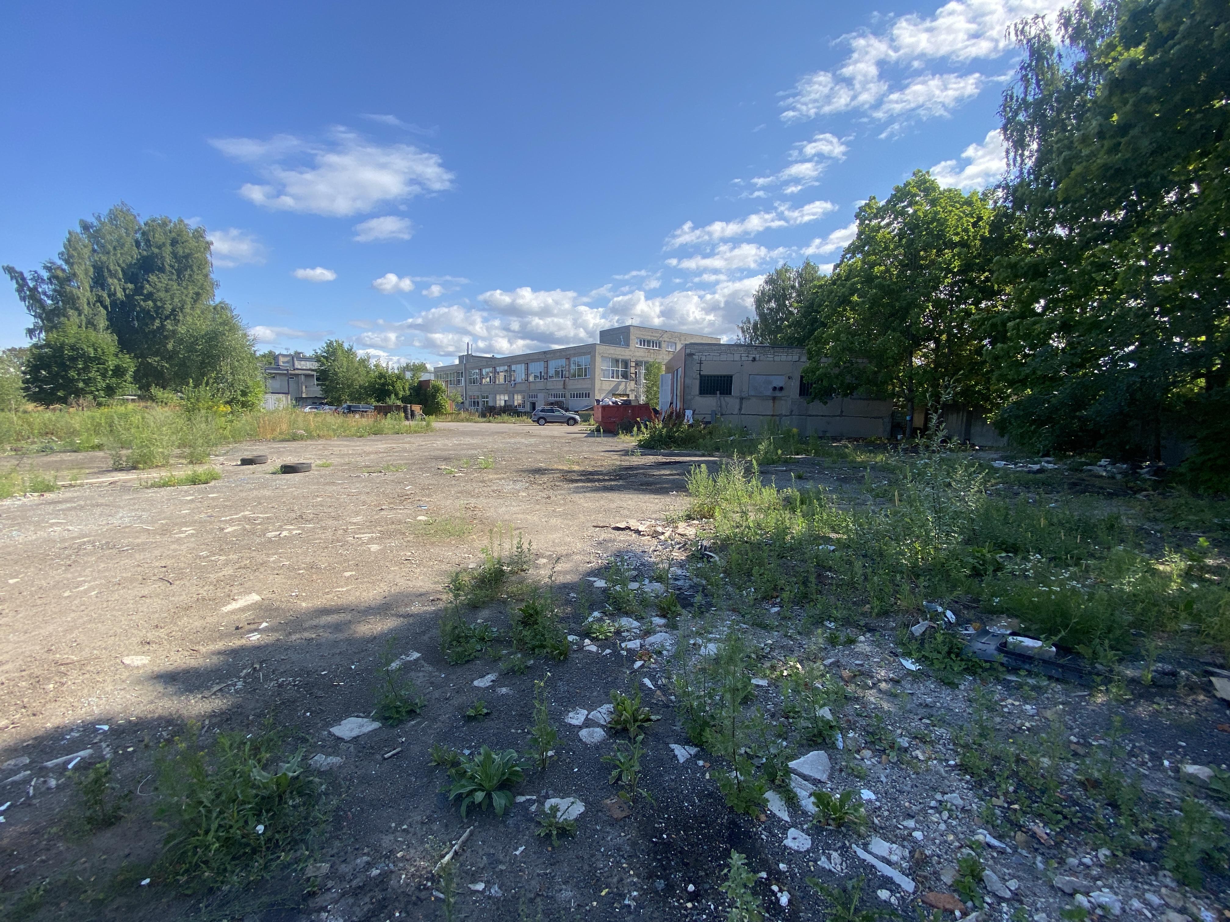 Pārdod zemi, Bukaišu iela - Attēls 1
