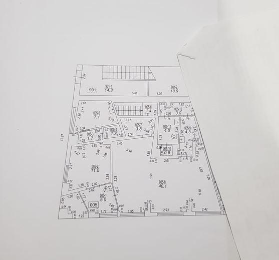 Iznomā tirdzniecības telpas, Terbatas iela - Attēls 1