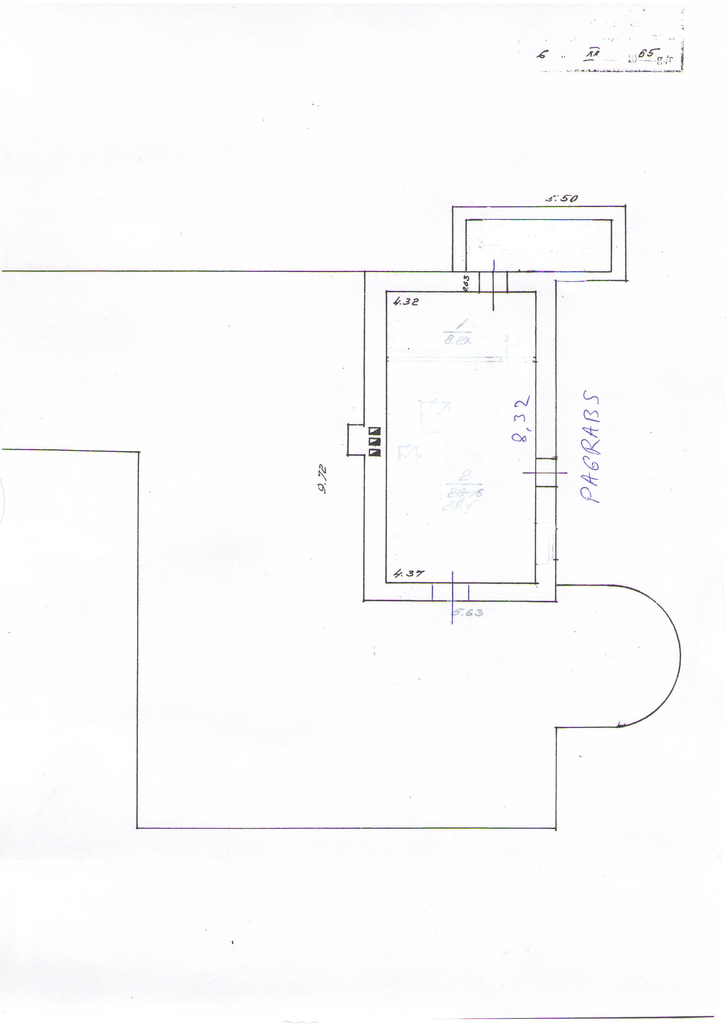 Pārdod māju, Poruka iela - Attēls 1