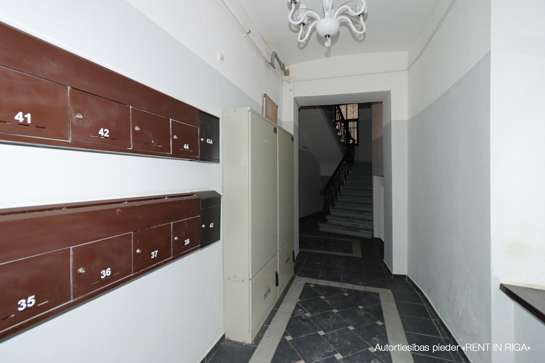 Izīrē dzīvokli, Marijas iela 16 - Attēls 1