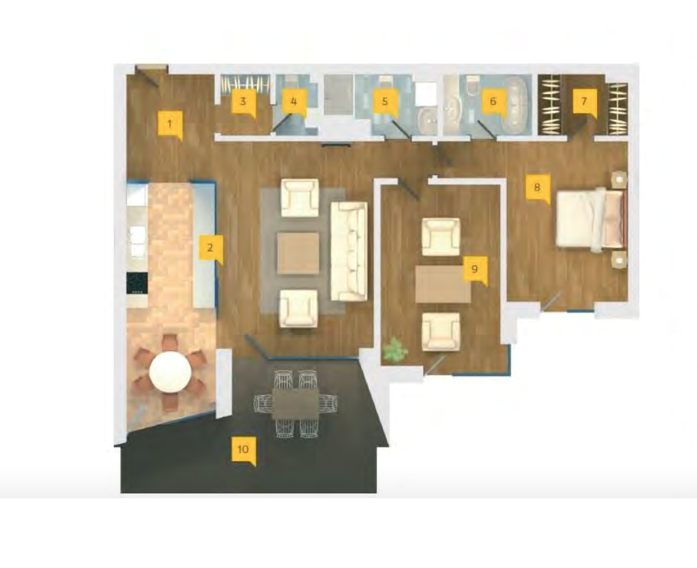 Сдают квартиру, улица Dzintaru prospekts 36 - Изображение 1
