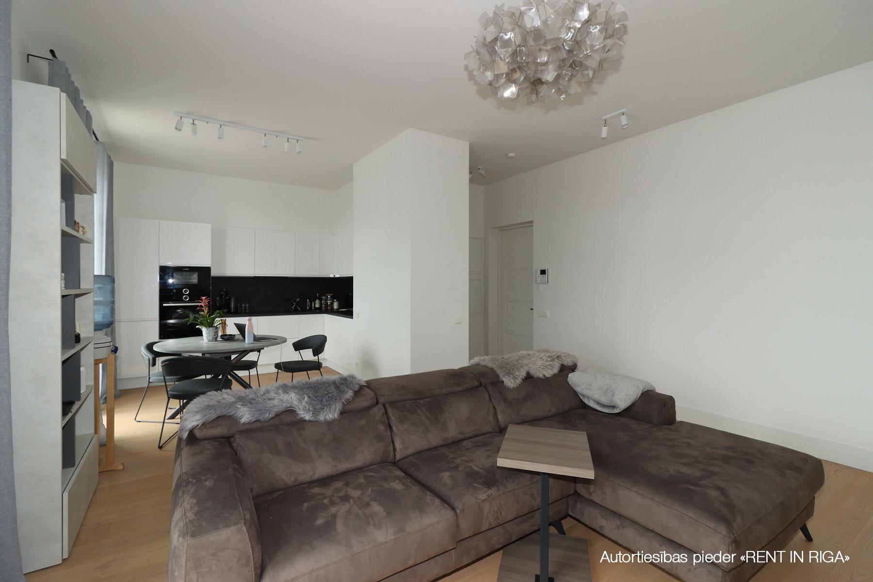 Izīrē dzīvokli, Antonijas iela 17A - Attēls 1