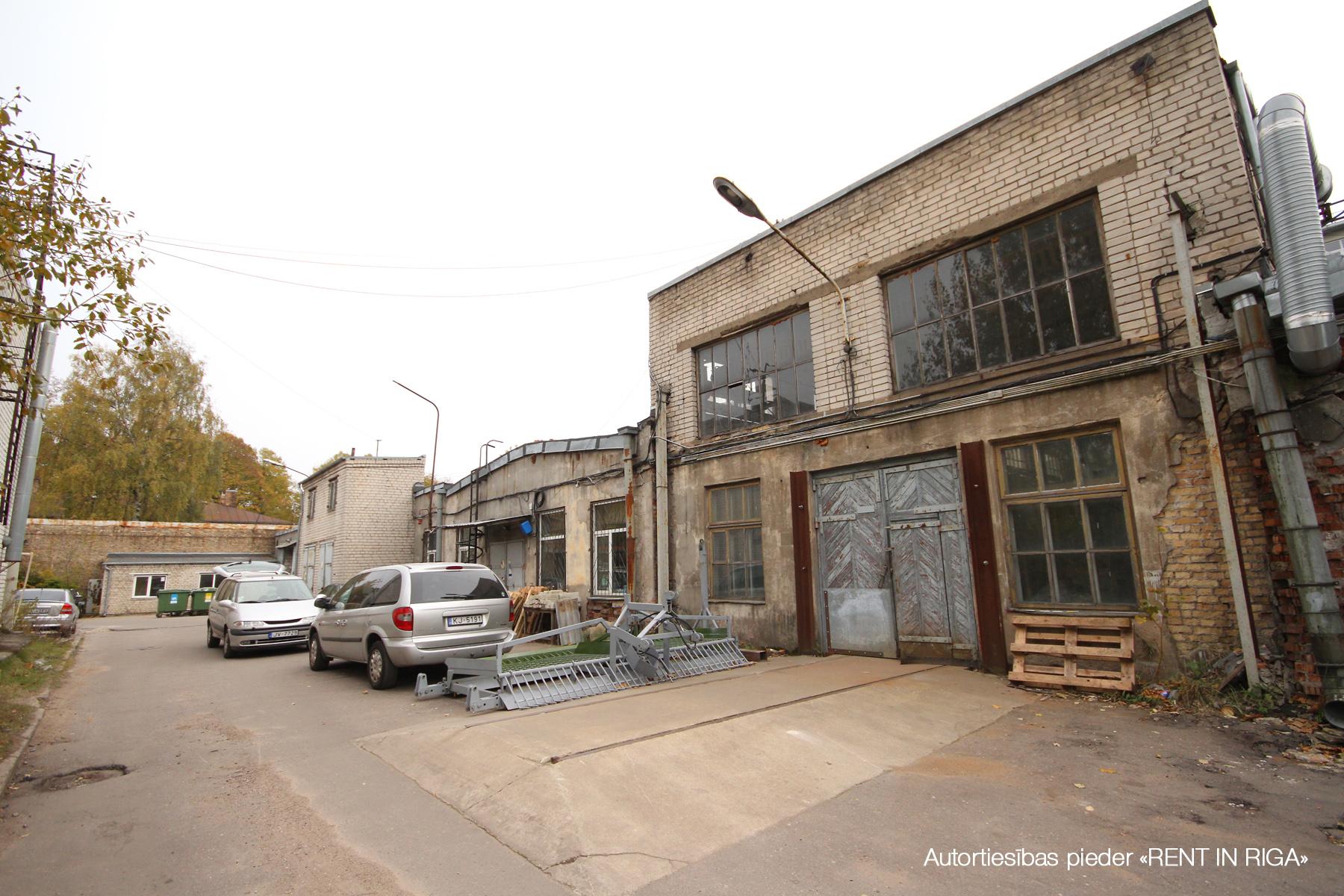Investīciju objekts, Kandavas iela - Attēls 1