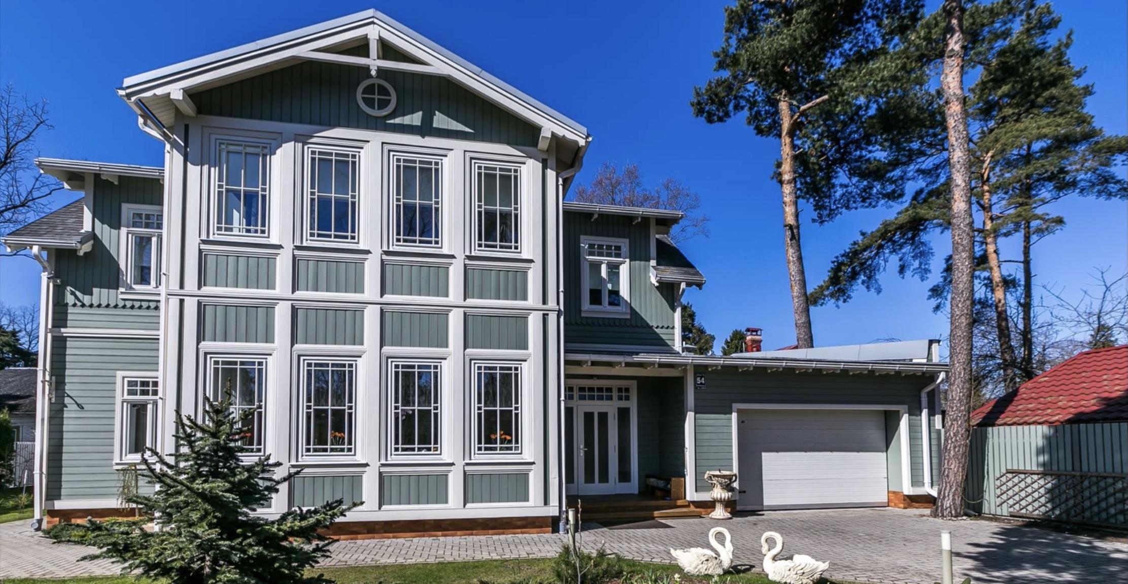 Pārdod māju, Viktorijas iela - Attēls 1