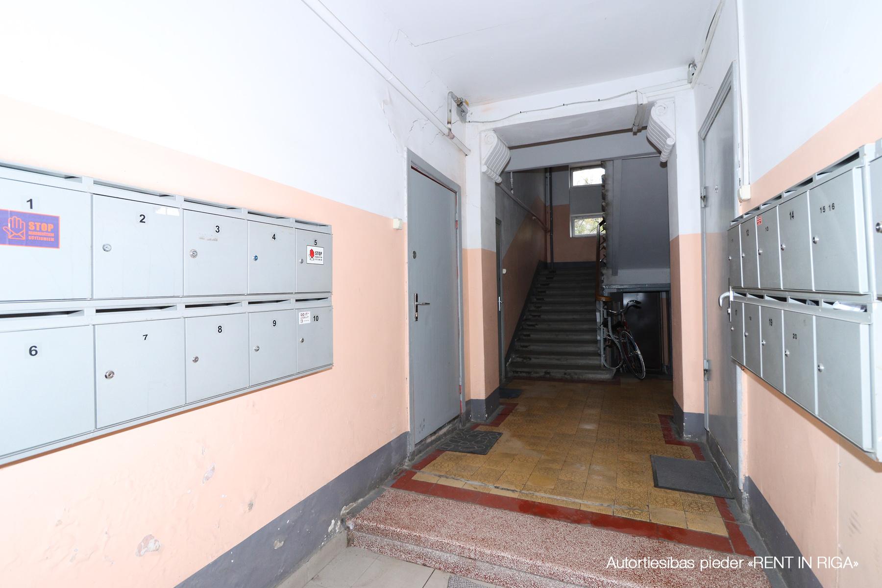 Izīrē dzīvokli, Valdemāra iela 123 - Attēls 1