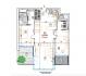 Izīrē dzīvokli, Elizabetes iela 39 - Attēls 11