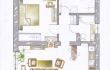Izīrē māju, Lielbrieži - Attēls 1