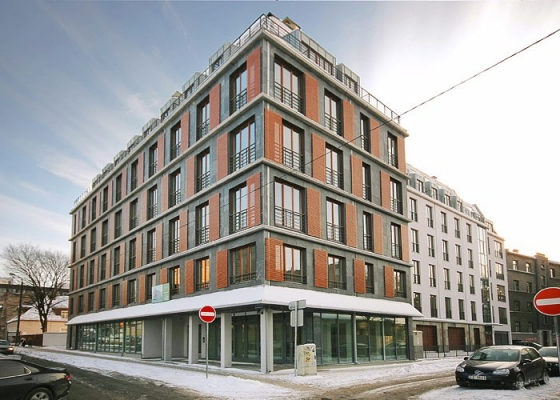 Apartment for sale, Emīla Melngaiļa street 2 - Image 1