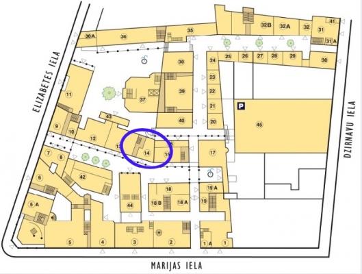 Iznomā tirdzniecības telpas, Elizabetes iela - Attēls 5