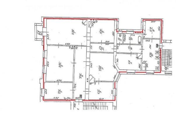 Izīrē dzīvokli, Vīlandes iela 7 - Attēls 10
