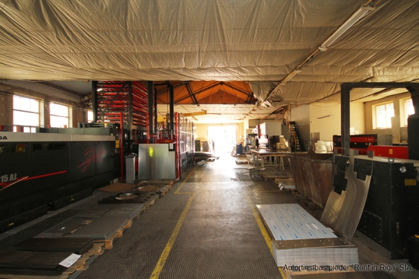 Industrial premises for sale, Slokas street - Image 8