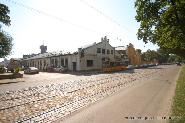 Industrial premises for sale, Slokas street - Image 1